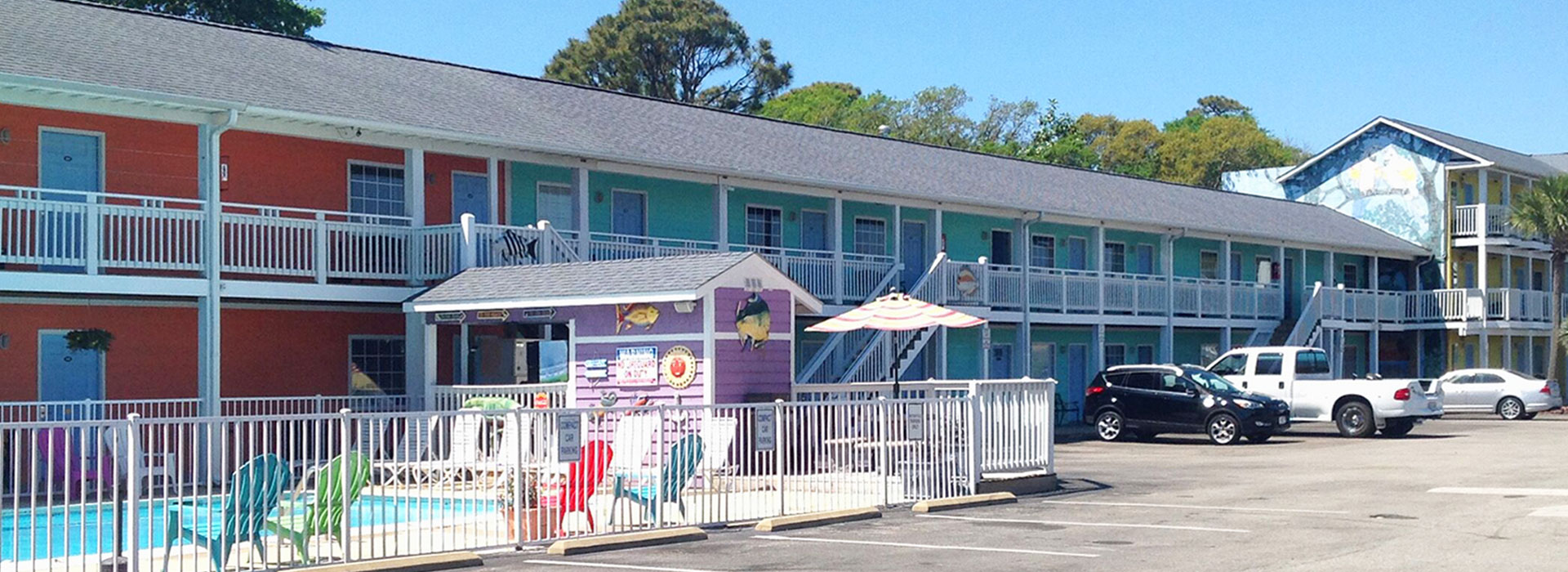 Carolina Beach Motel Drifter S Reef Hotel Nc Pet Friendly Lodging Rooms